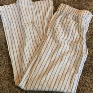 SO Heritage linen pants, size small